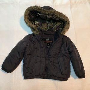 Weatherproof Boys Winter Coat size 24 months NWOT